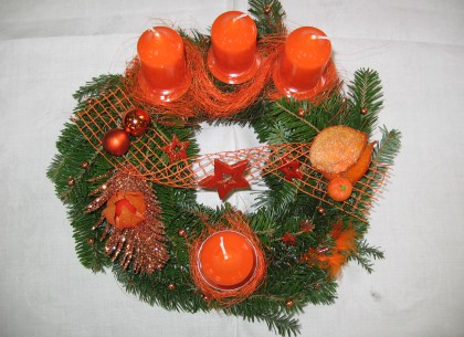 advent věnce 073